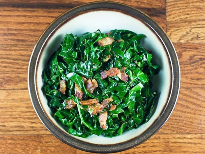How to Cook Collard Greens Couve a Mineira 780