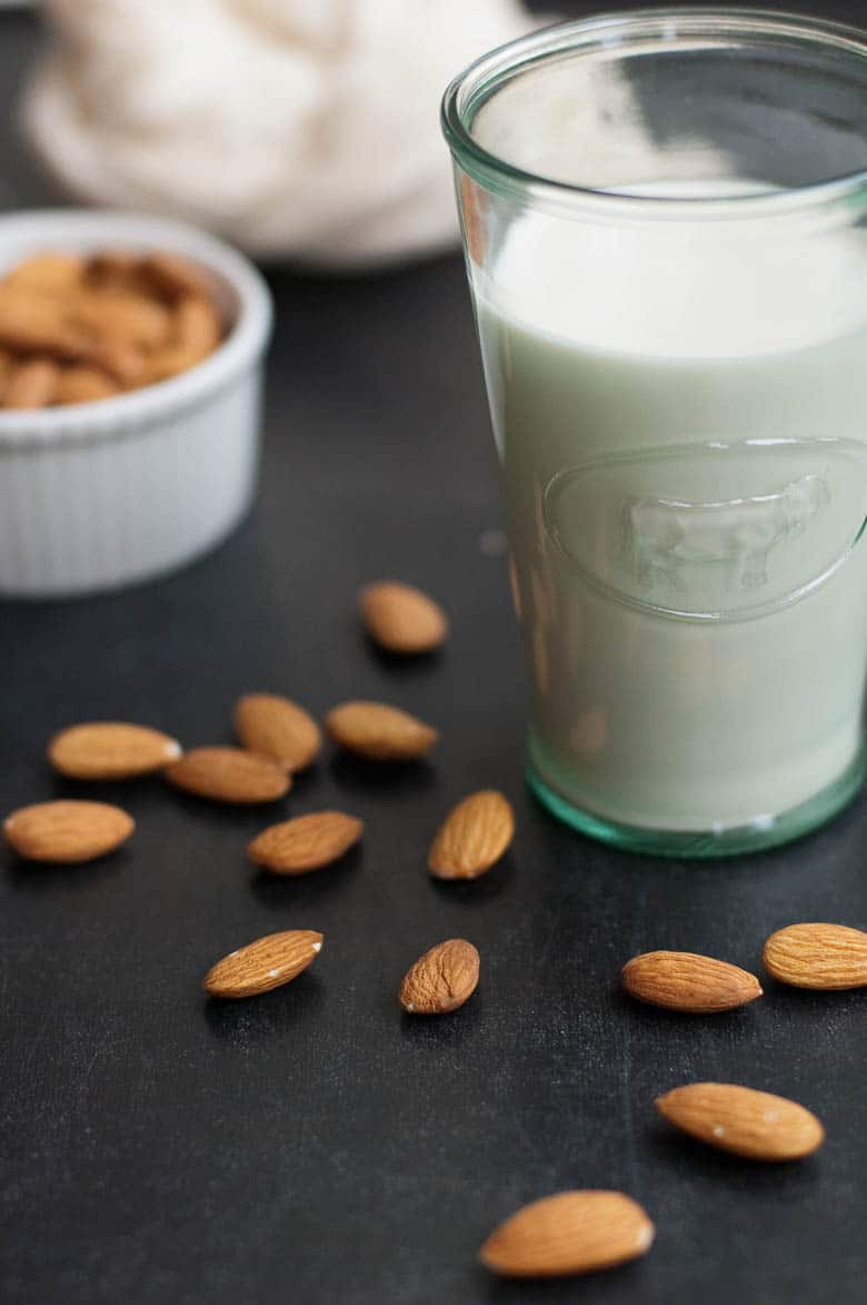 How to Make Almond Milk or Cashew Milk at Home 780 | Umami Girl
