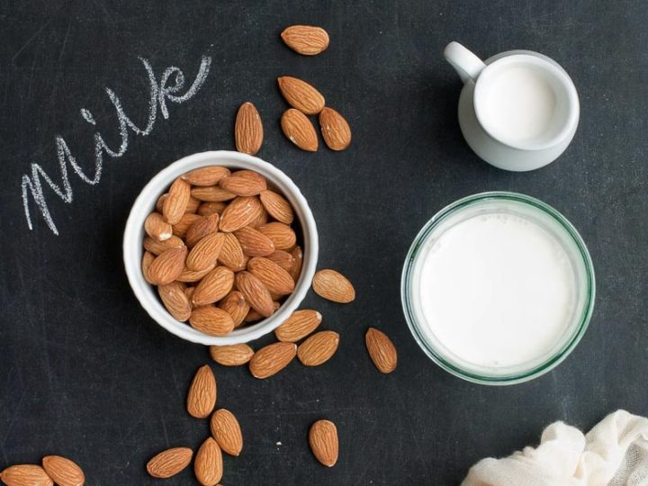 How to Make Almond Milk or Cashew Milk at Home