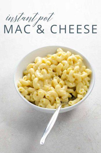 Instant Pot Mac and Cheese _ Umami Girl PIN
