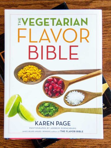Karen Page Andrew Dornenburg The Vegetarian Flavor Bible 780 _ Umami Girl