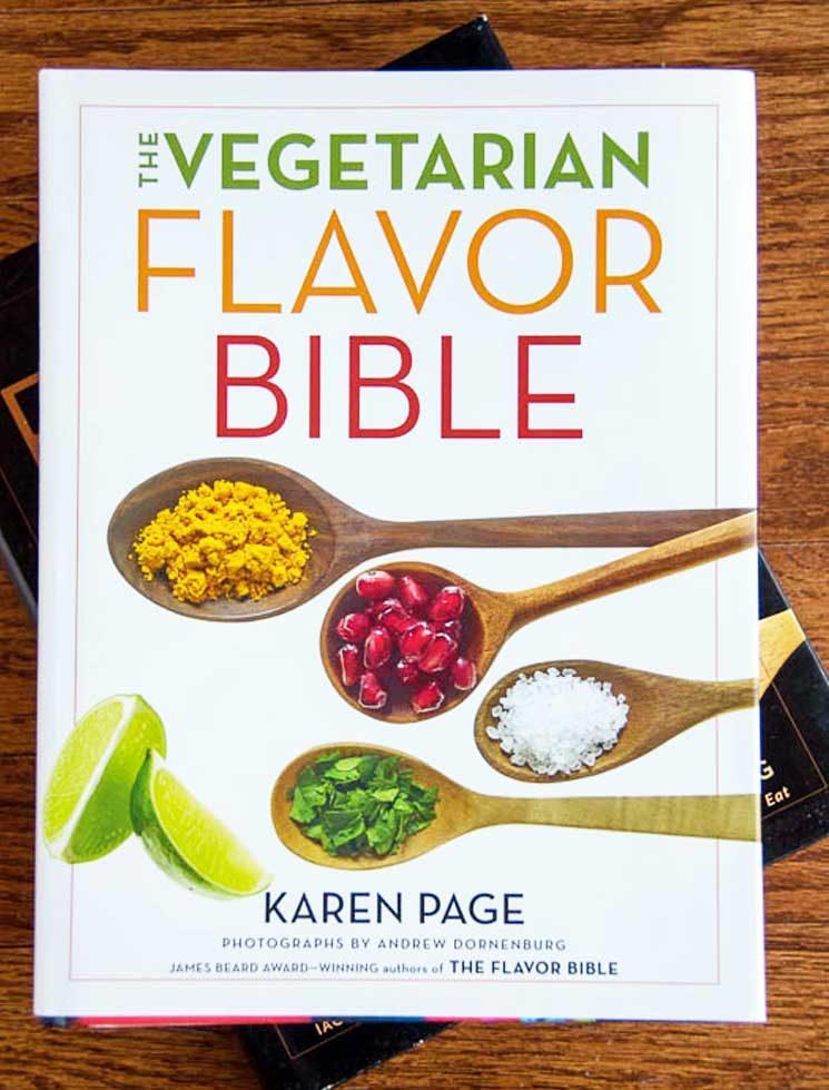 Karen Page Andrew Dornenburg The Vegetarian Flavor Bible 780 _ Umami Girl