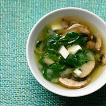 How to Make Miso Soup Recipe | Umami Girl