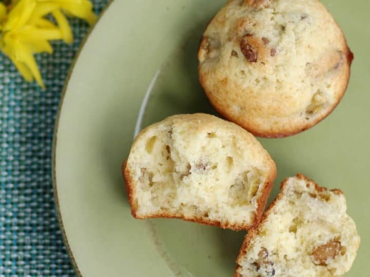 Basic Muffin Recipe 780 | Umami Girl