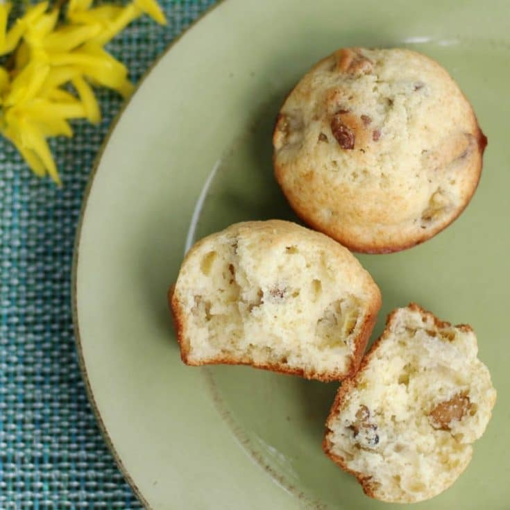 Simple Master Muffin Recipe with Mix-in Ideas