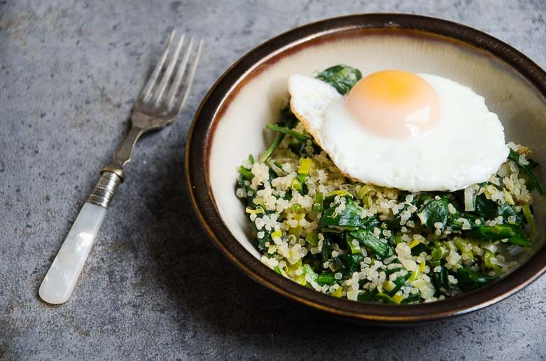 One Pot of Quinoa, Five Dinners Carolyn Cope on Food52 780 | Umami Girl
