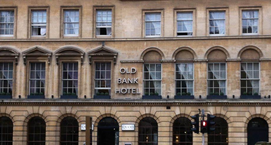 Oxford's Old Bank Hotel | Umami Girl