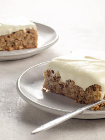 Parsnip Spice Cake with Ginger Cream Cheese Frosting | Umami Girl 780