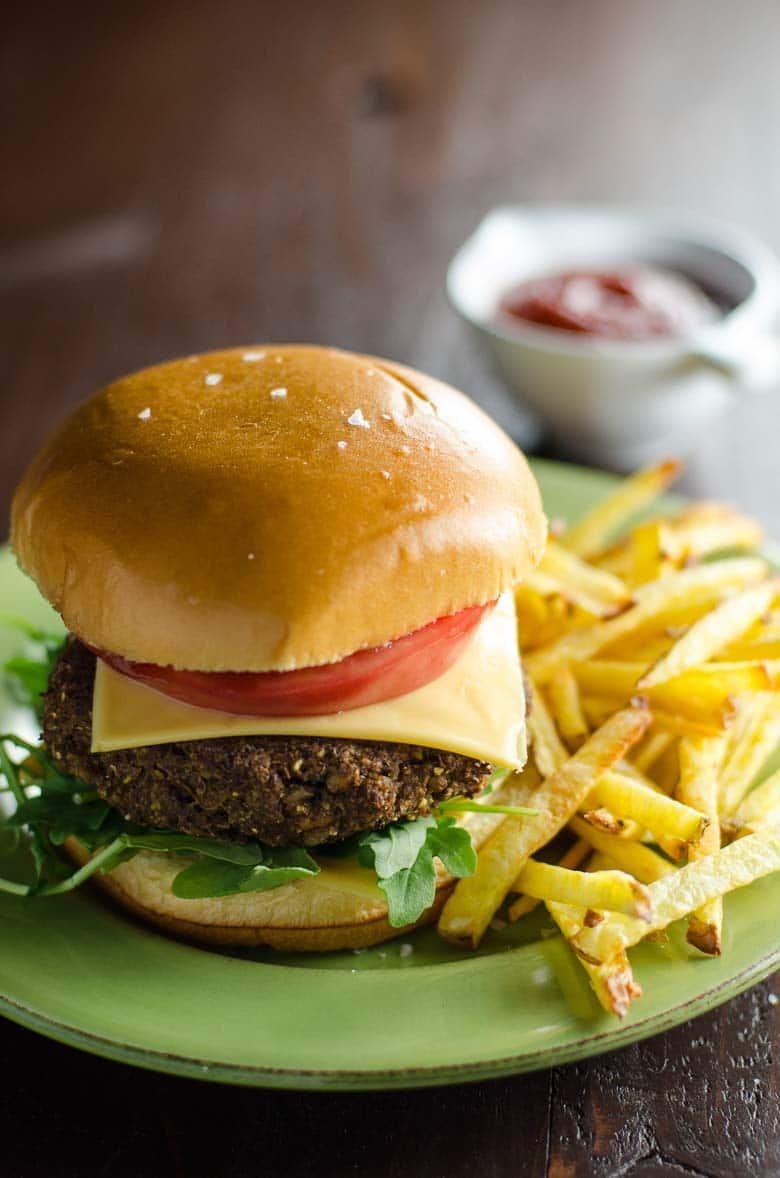 Really Good Veggie Burgers Vegan Gluten Free 780 | Umami Girl