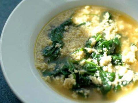 Stracciatella Soup Straciatella alla Romana Italian Egg Drop Soup 780