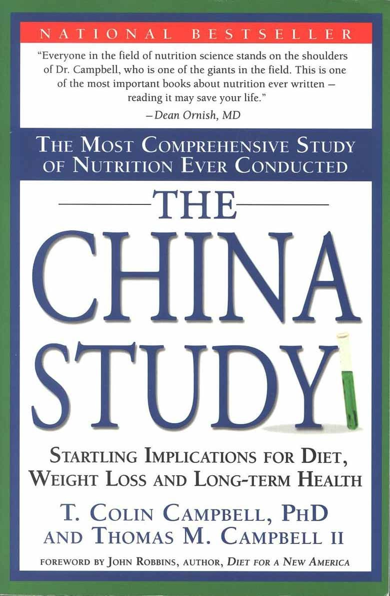 The China Study T Colin Campbell | Umami Girl 780