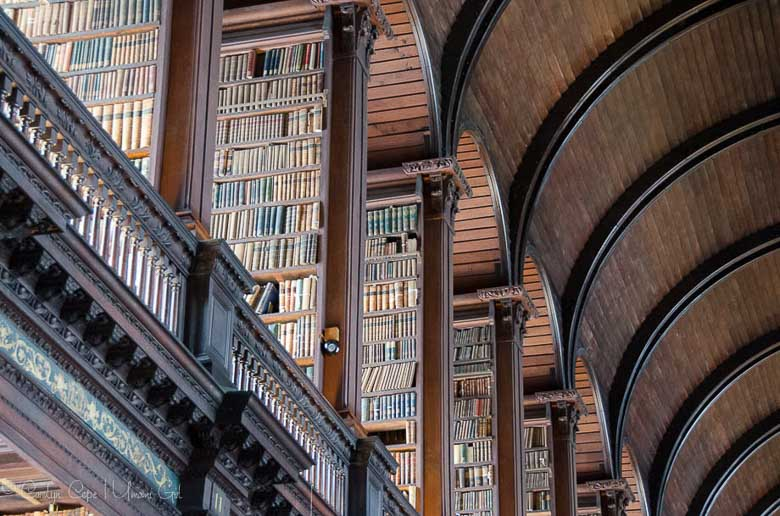 Visit Dublin Trinity College Library | Umami Girl 780-4