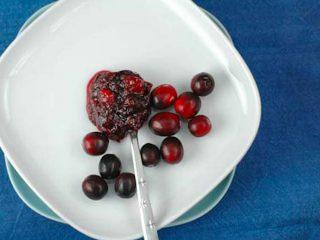Homemade Cranberry Sauce: Williams-Sonoma Spiced Cranberry Chutney