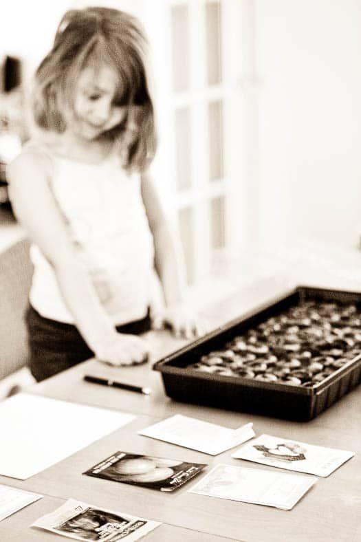 Adelaide Planting Seeds | Umami Girl