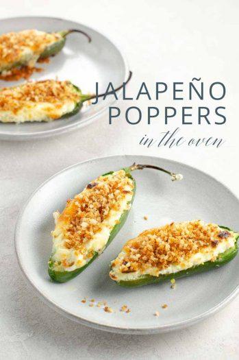 Baked Jalapeno Poppers _ Umami Girl PIN