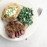 Filet Mignon Recipe with Easy Pan Sauce