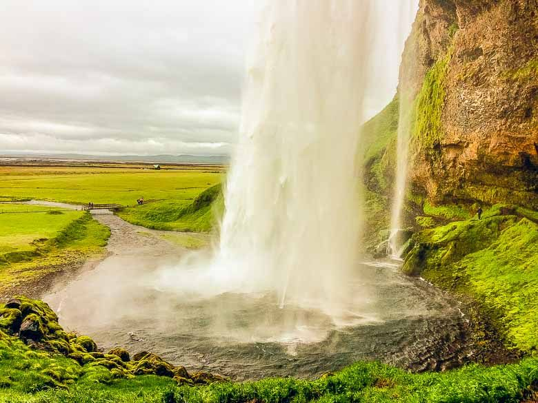 Iceland Seljalandsfoss Waterfall South Coast 780 | Umami Girl