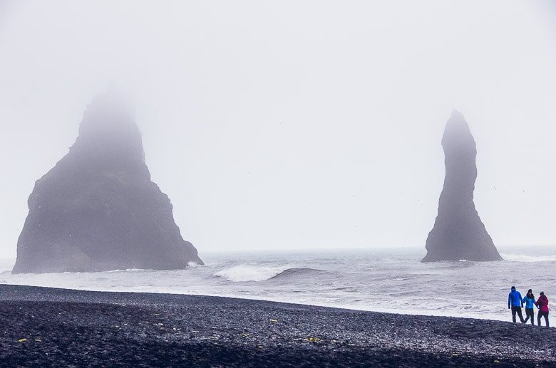 Reynisfjara Black Sand Beach Iceland South Coast Golden Circle 780 | Umami Girl