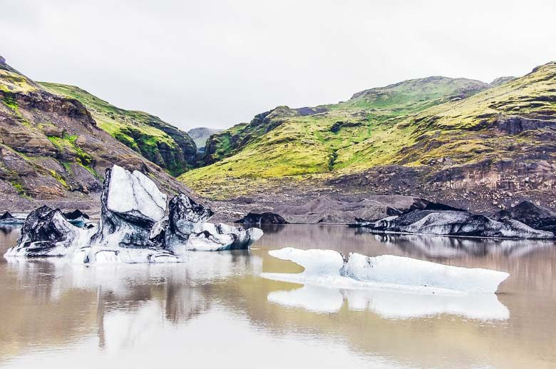 Solheimajokull Glacier Iceland South Coast Golden Circle 780 | Umami Girl-2