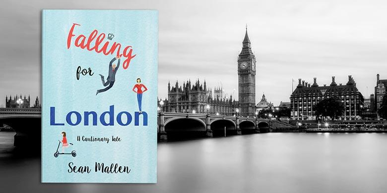 Sean Mallen Falling For London | Umami Girl 780
