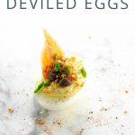 Bagels and Lox Deviled Eggs _ Umami Girl PIN