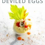 Buffalo Deviled Eggs _ Umami Girl PIN