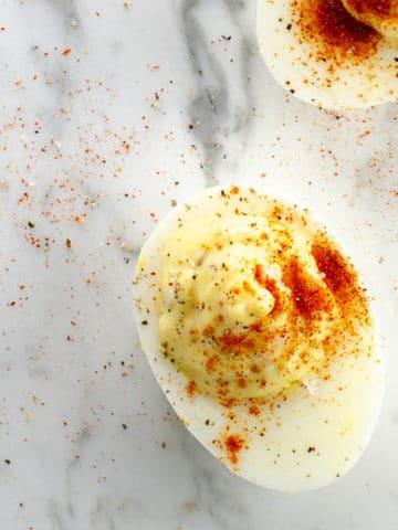 Classic Deviled Eggs | Umami Girl 780