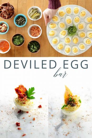Deviled Egg Bar _ Umami Girl PIN