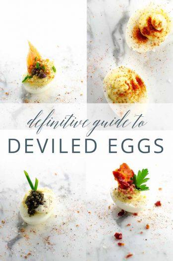 Deviled Eggs Definitive Guide _ Umami Girl PIN