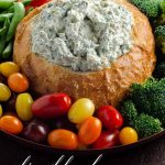 Knorr Spinach Dip Recipe in a Bread Bowl _ Umami Girl PIN