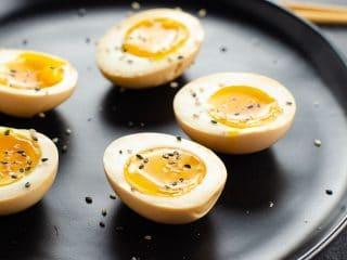 Ramen Egg Recipe (Ajitsuke Tamago)