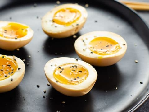 Ramen Egg Ajitsuke Tamago | Umami Girl 780