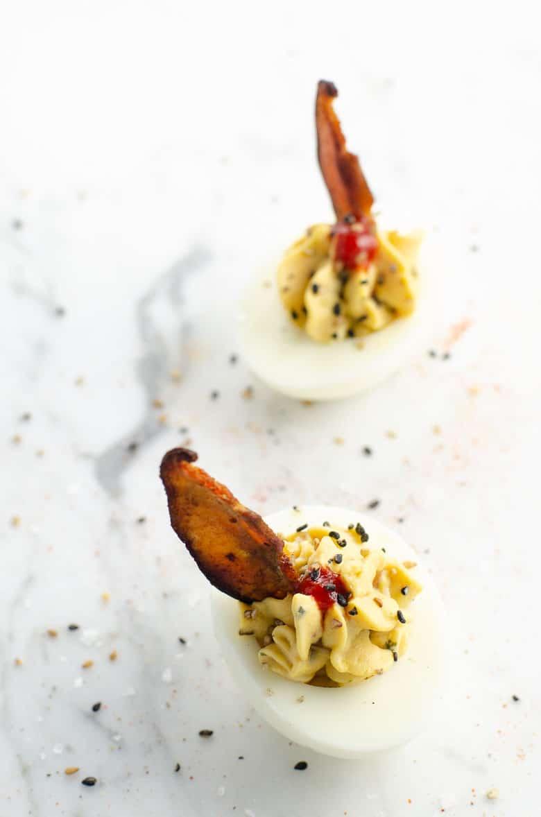 Ultimate Miso Deviled Eggs | Umami Girl 780