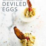 Ultimate Miso Deviled Eggs _ Umami Girl PIN