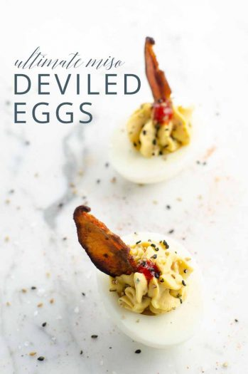 Ultimate Miso Deviled Eggs _ Umami Girl PIN