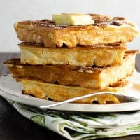 A Fabulous Basic Waffle Recipe + Tips for the Best Waffles