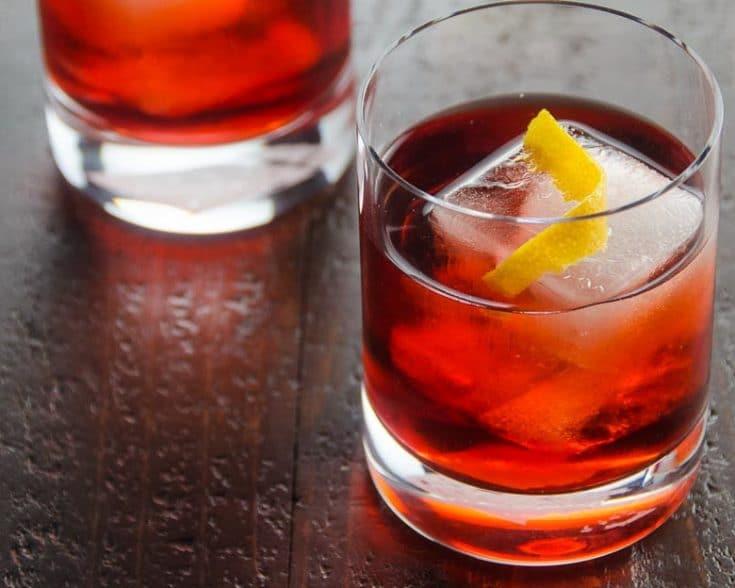Negroni Recipe: Classic Cocktails