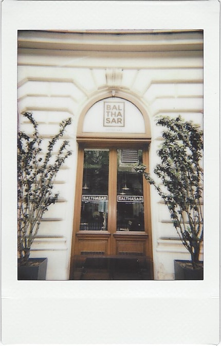 Balthasar Coffee House Vienna Austria Instant | Umami Girl
