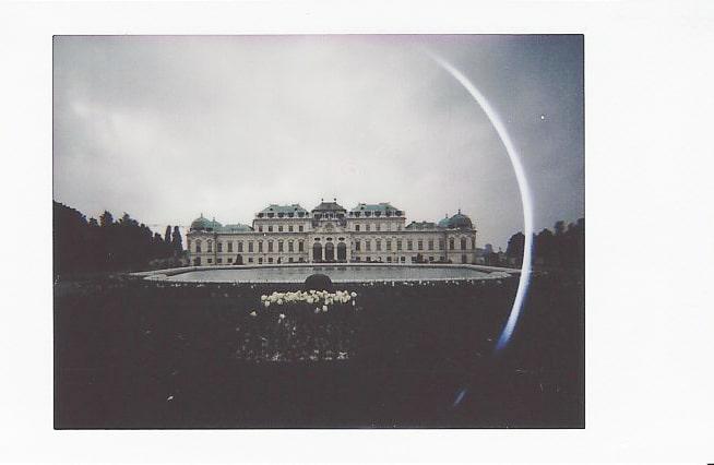 Belvedere Palace Vienna Austria Instant | Umami Girl