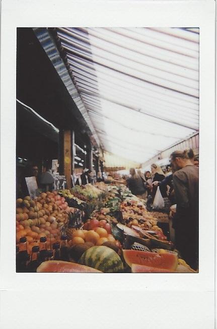 Naschmarkt Vienna Austria Instant | Umami Girl