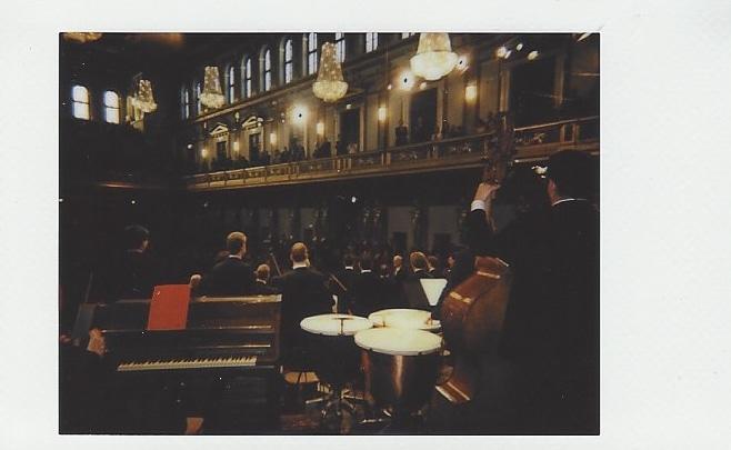 Vienna Philharmonic Standing Ovation Vienna Austria Instant | Umami Girl