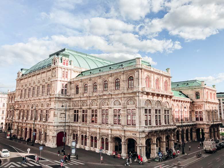 Vienna State Opera House Austria | Umami Girl 780