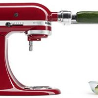 KitchenAid Spiralizer Plus Attachment with Peel, Core and Slice