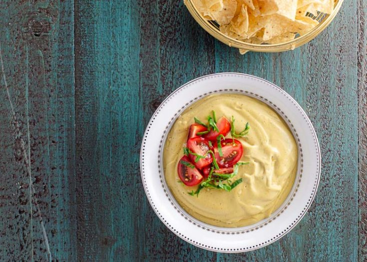 The Creamy Vegan Cheese Sauce of Your Dreams