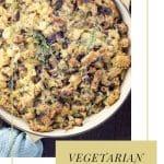 Classic Vegetarian Stuffing | Umami Girl