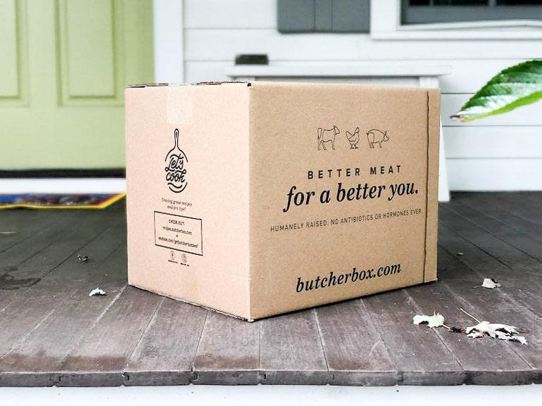 Butcher Box Unboxing