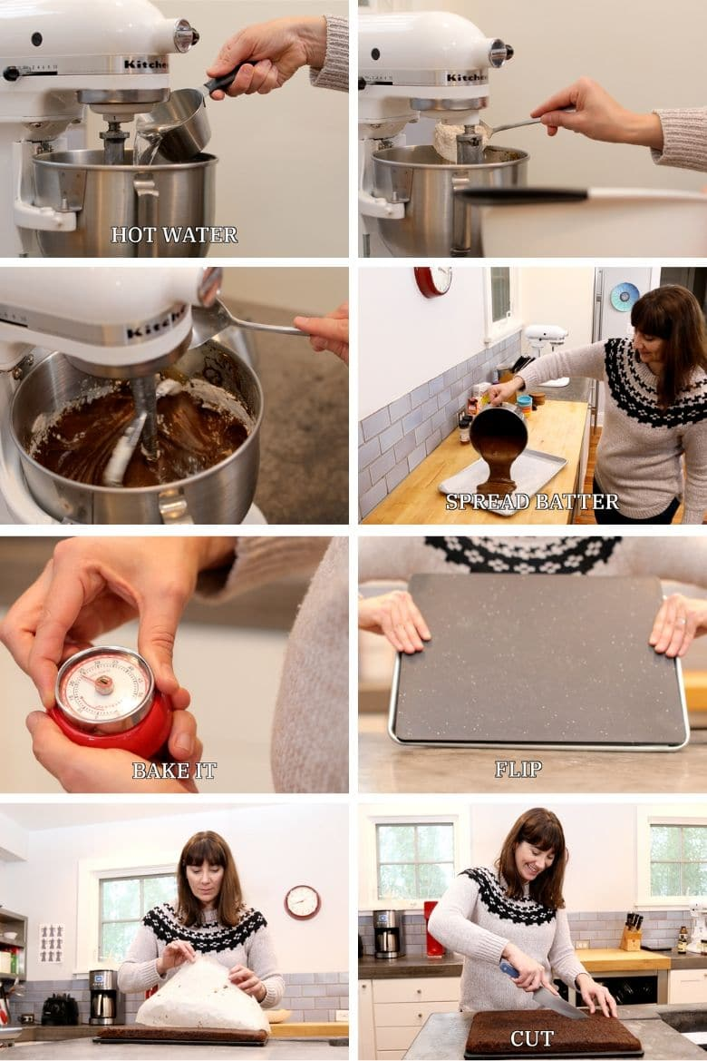 How to Make Gingerbread Step by Step