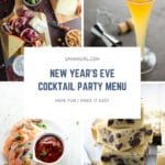 New Year's Eve Menu Pin _ Umami Girl