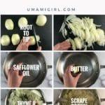 Caramelized Onions Recipe Pin 3 _ Umami Girl