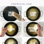 Favorite Easy Orzo Recipe Pin 2 _ Umami Girl
